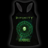 Womens Racerback Tanktop - The Immortalist Eye