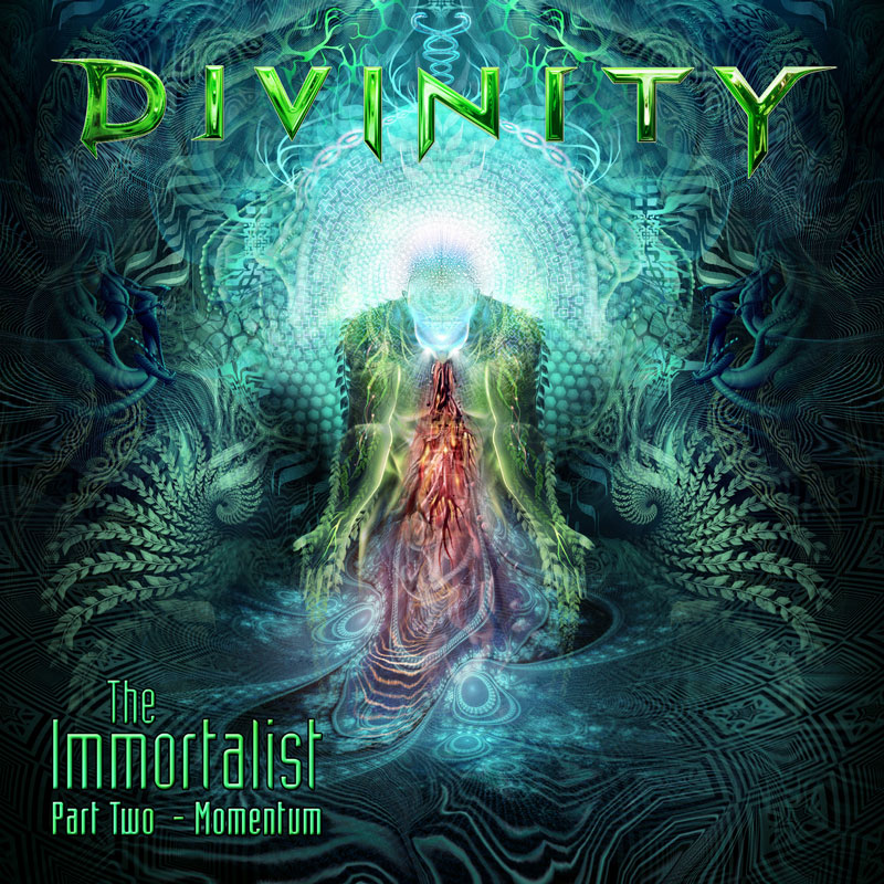 The Immortalist, Part Two - Momentum (EP)